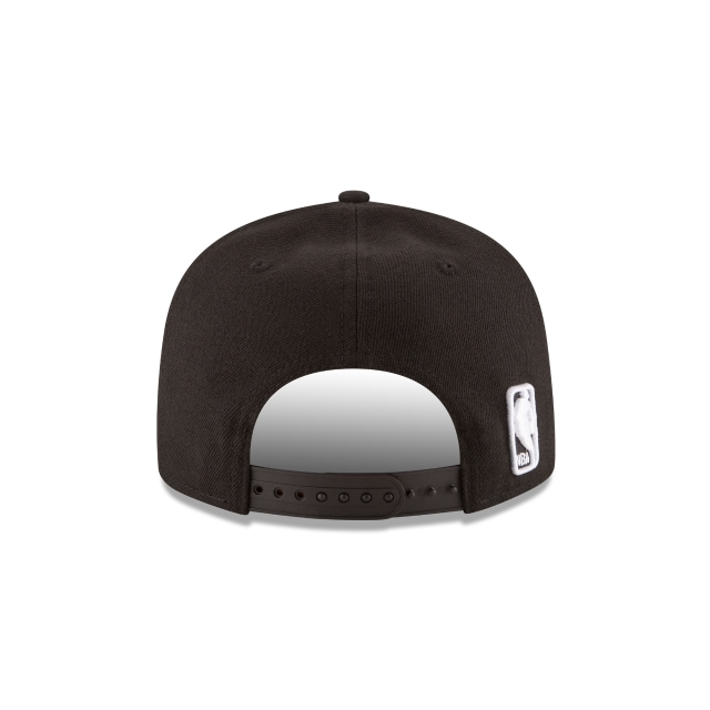 Brooklyn Nets Official Team Colour 9FIFTY Snapback | Brooklyn Nets Hats | New Era Cap