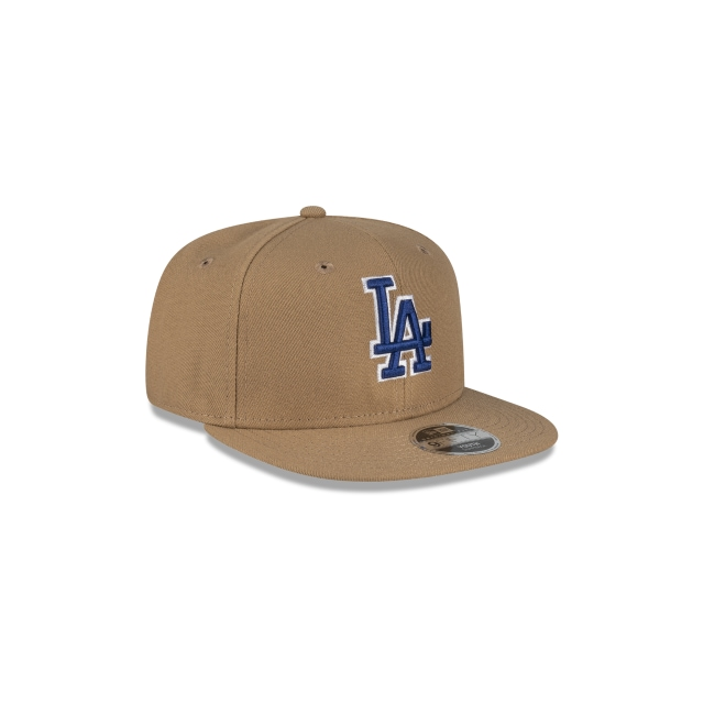 Los Angeles Dodgers Youth Team Khaki Original Fit 9FIFTY | Los Angeles Dodgers Hats | New Era Cap