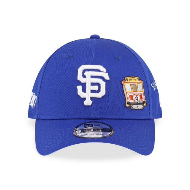 San Francisco Giants Purple City Mix 9FORTY | San Francisco Giants Hats | New Era Cap