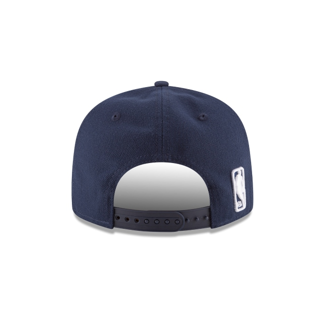 Dallas Mavericks Official Team Colour 9FIFTY Snapback | Dallas Mavericks Hats | New Era Cap