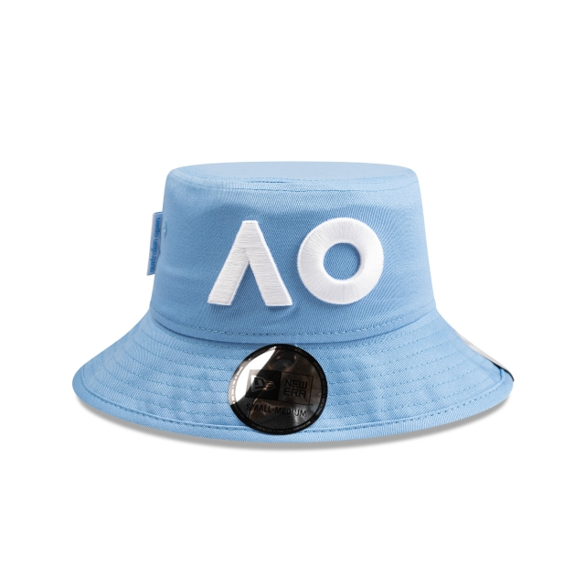 Australian Open Sky Blue Bucket | New Era Cap