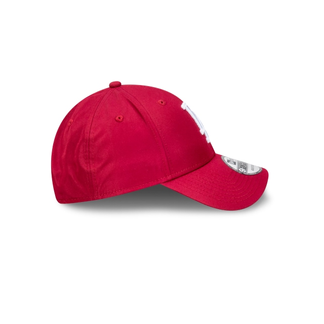 Los Angeles Dodgers Cardinal Red 9FORTY | New Era Cap