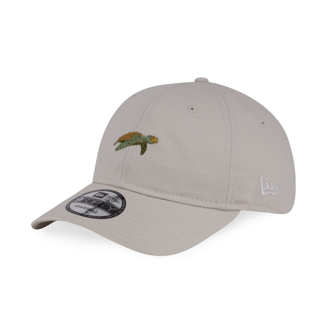 Turtle Ivory Unstructured 9forty | New Era Cap