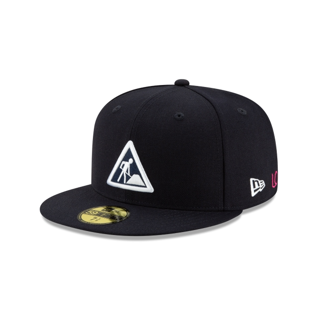 Dave East Navy 59FIFTY Fitted | Dave East Hats | New Era Cap