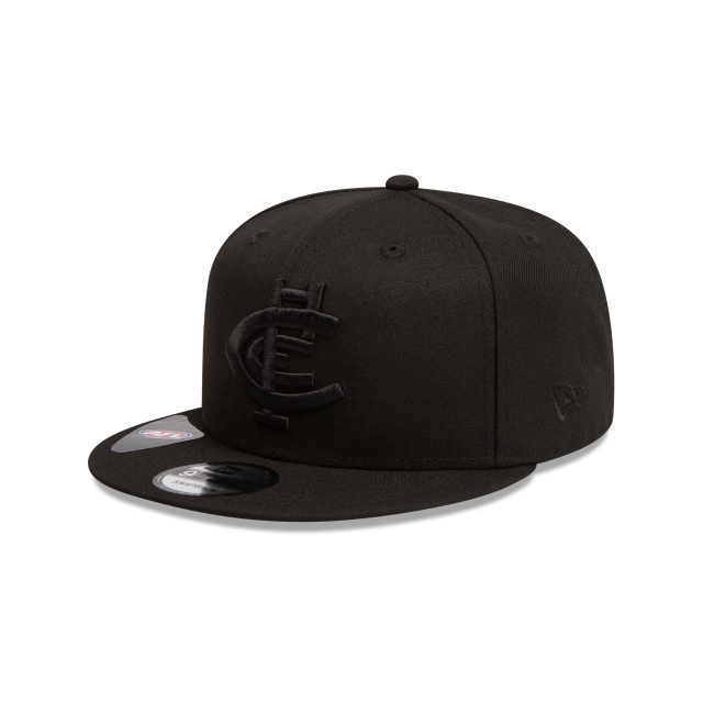 Carlton Blues Black 9fifty | New Era Cap