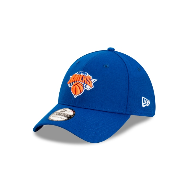 New York Knicks Official Team Colours 39THIRTY | New York Knicks Hats | New Era Cap