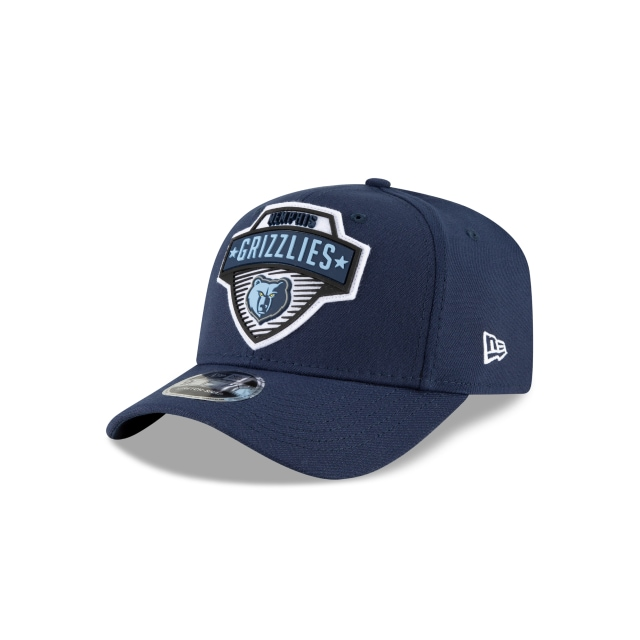 Memphis Grizzlies Tip Off Edition 9FIFTY Stretch Snapback | Memphis Grizzlies Hats | New Era Cap