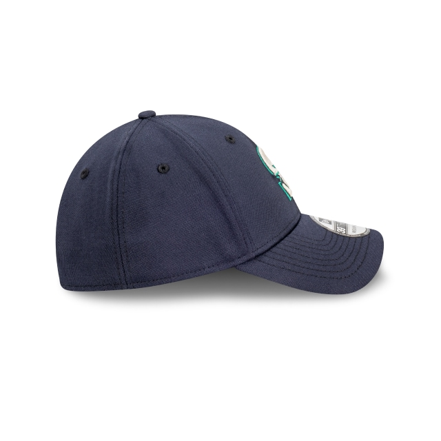 Seattle Mariners Official Team Colour 39THIRTY | Seattle Mariners Hats | New Era Cap