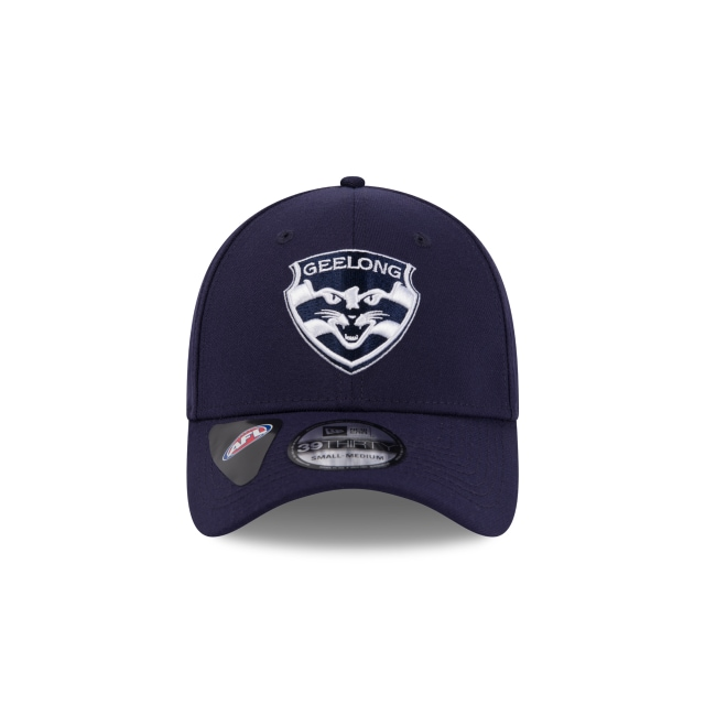 Geelong Cats Official Team Colour 39THIRTY | Geelong Cats Hats | New Era Cap