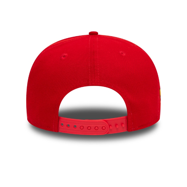 Tweety And Sylvester Loony Tunes Red 9FIFTY Snapback | Power Couples Hats | New Era Cap