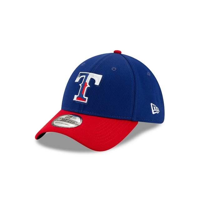 Texas Rangers 2021 Spring Training Official Team Colours 39THIRTY | Texas Rangers Hats | New Era Cap