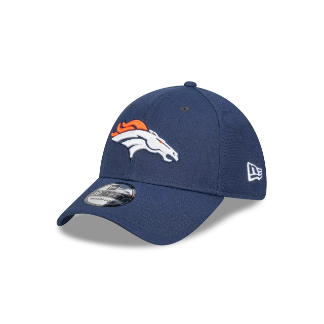 Denver Broncos Team Colour 39thirty | New Era Cap