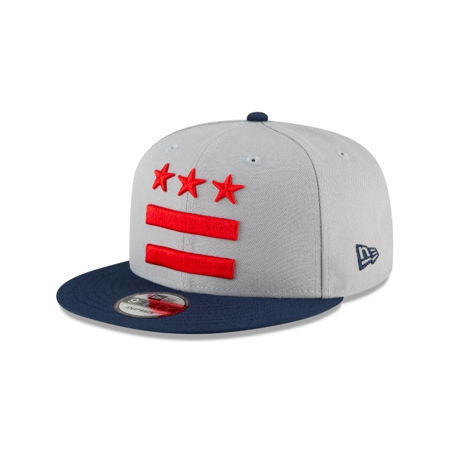 Washington Wizards NBA City Edition Alt 9FIFTY Snapback | Washington Wizards Hats | New Era Cap