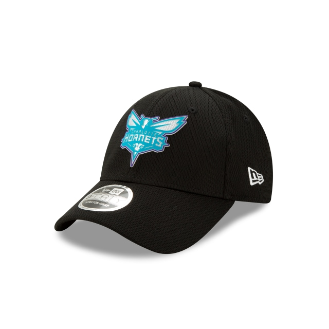 Charlotte Hornets Nba Authentics Back Half Series 9forty Stretch Snapback | New Era Cap