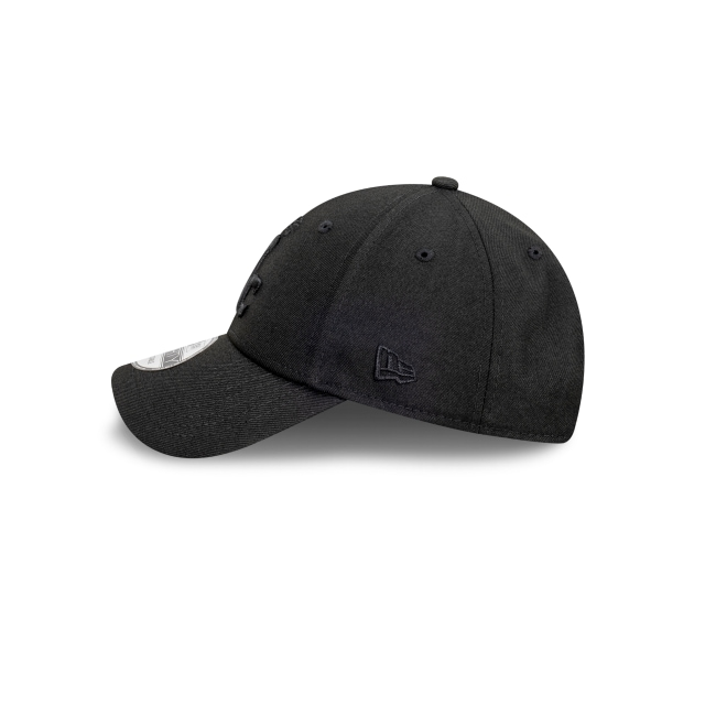 Washington Wizards Black On Black 9FORTY | Washington Wizards Hats | New Era Cap