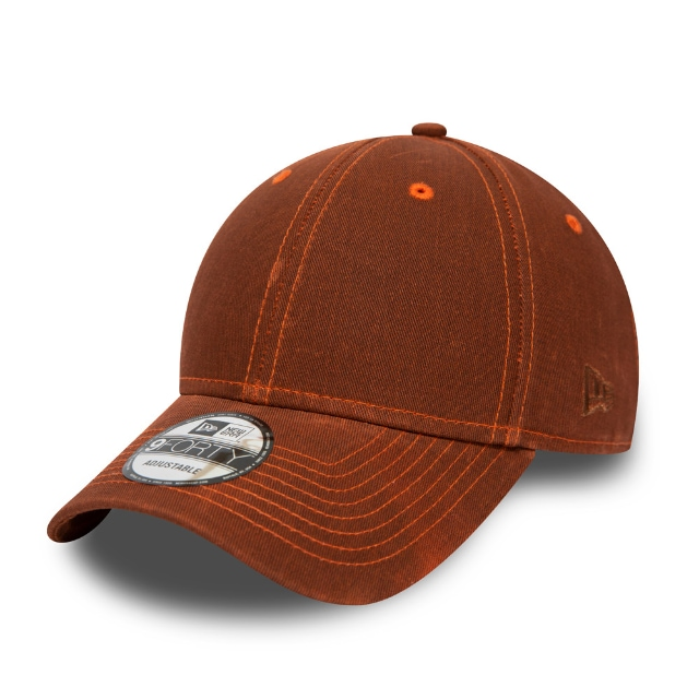 New Era Majotech Orange Colour Change 9FORTY | Majotech Hats | New Era Cap