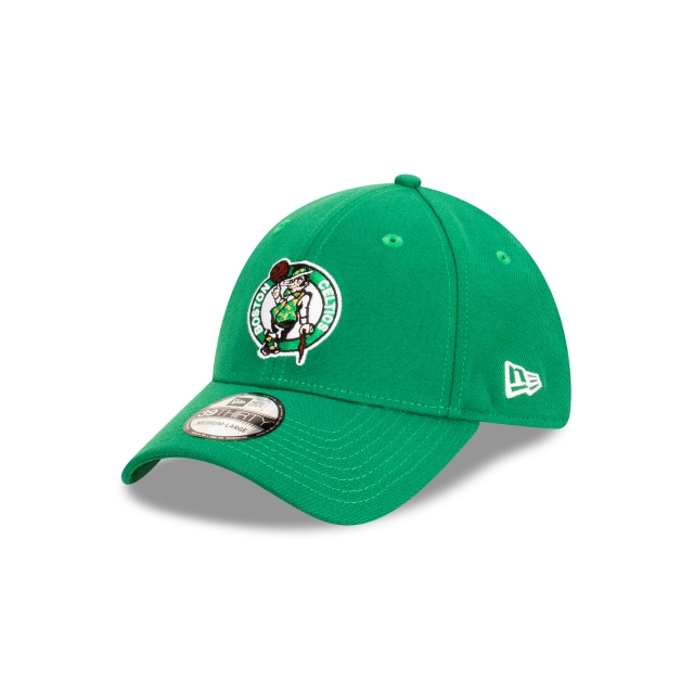 Boston Celtics Official Team Colours 39THIRTY | Boston Celtics Hats | New Era Cap