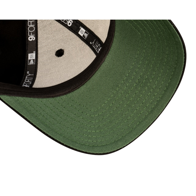 Milkwaukee Bucks Team Stripes 9FORTY | Milwaukee Bucks Hats | New Era Cap