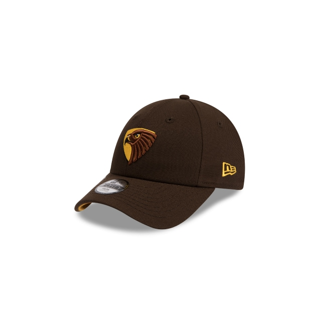 Hawthorn Hawks Brown Youth 9forty | New Era Cap