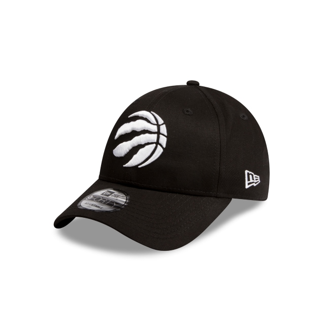 Toronto Raptors Black Team Pop 9forty | New Era Cap