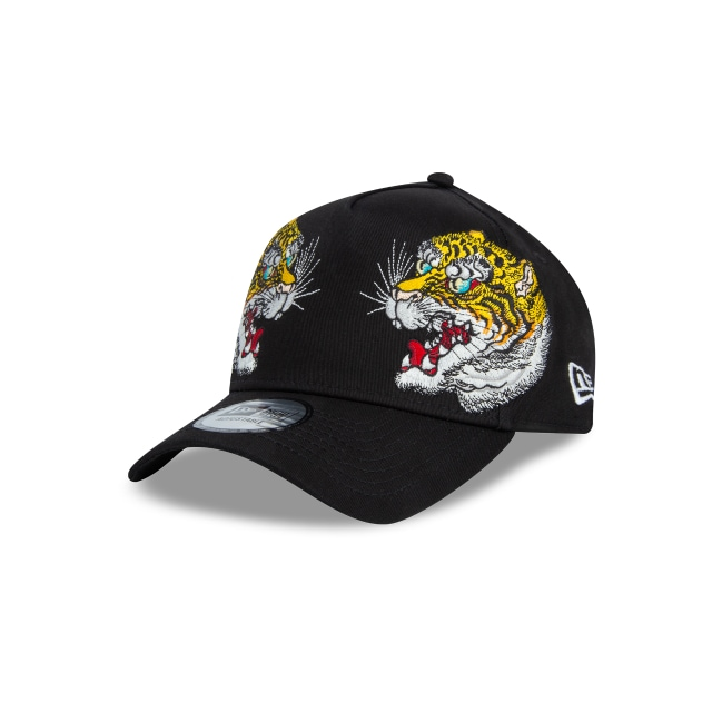 Masumi Ishikawa Tiger Black 9forty A-frame | New Era Cap
