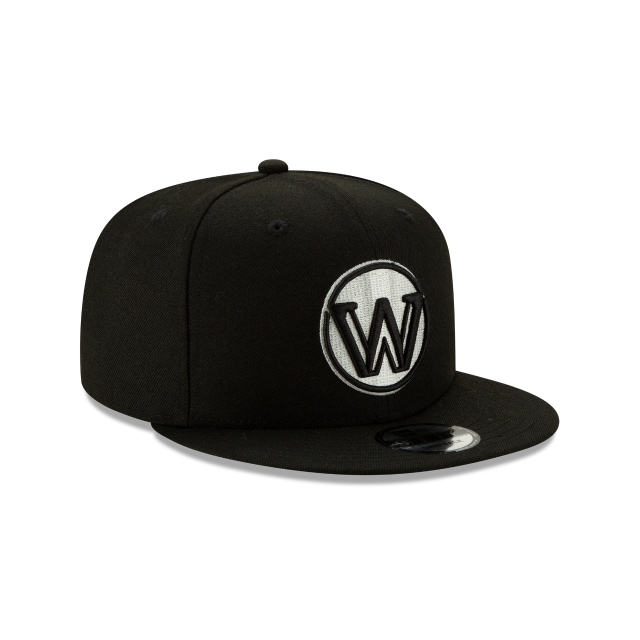Golden State Warriors Alt NBA Authentics City Series 9FIFTY Snapback | Golden State Warriors Hats | New Era Cap