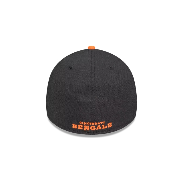 Cincinnati Bengals Team Colour 39THIRTY | Cincinnati Bengals Hats | New Era Cap