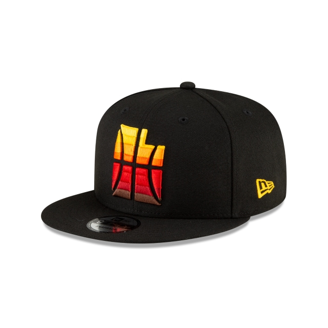 Utah Jazz NBA City Edition Alt 9FIFTY Snapback | Utah Jazz Hats | New Era Cap