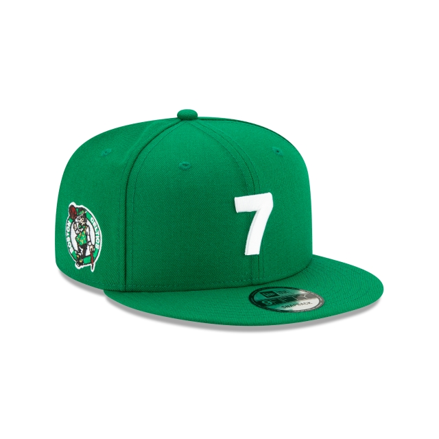 Compound X Boston Celtics 9fifty Snapback | Boston Celtics Basketball Caps | New Era Cap