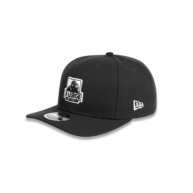 X-large Black 9fifty Original Fit Pre-curved Snapback | New Era Cap