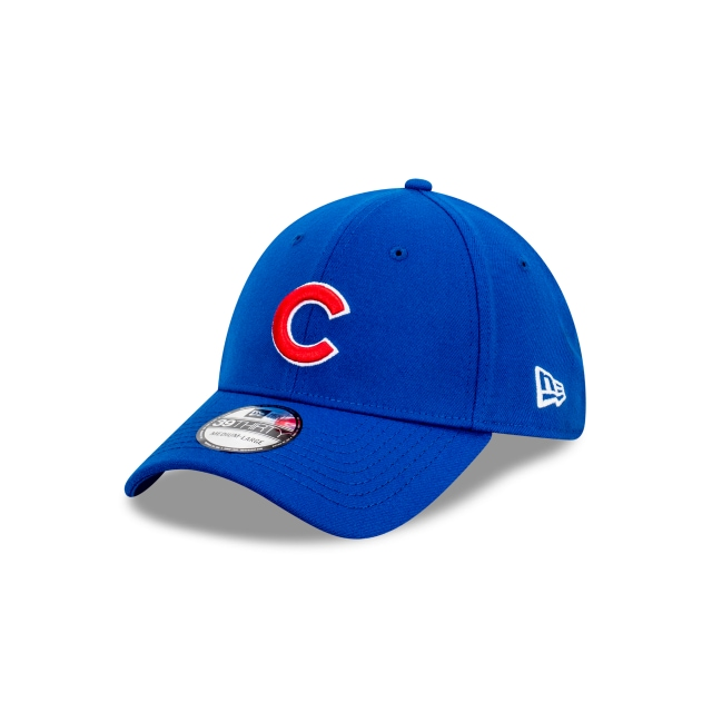 Chicago Cubs Official Team Colour 39THIRTY | Chicago Cubs Hats | New Era Cap