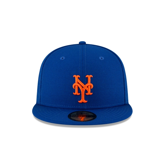 New York Mets Awake Ny X MLB Subway Series Royal 59FIFTY Fitted | New York Mets Hats | New Era Cap