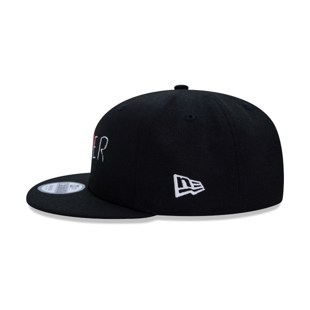 It Lover Black 9FIFTY Snapback | Horror Collection Hats | New Era Cap