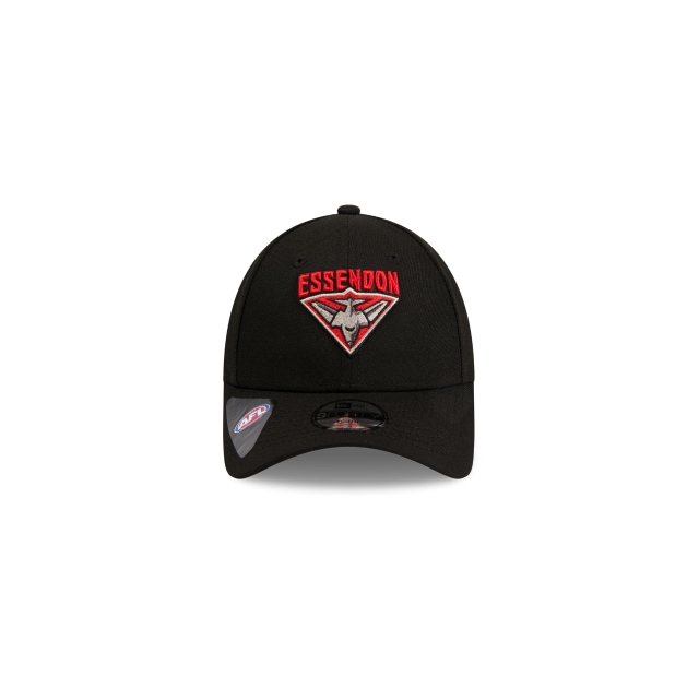 Essendon Bombers Black Youth 9FORTY | Essendon Bombers Hats | New Era Cap