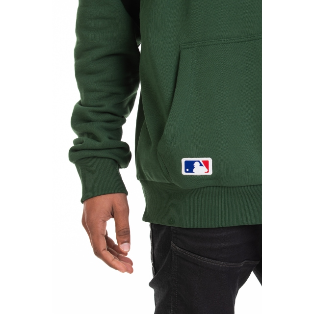 New York Yankees Logo Green Pull Over Hoodie | New York Yankees Baseball Caps | New Era Cap