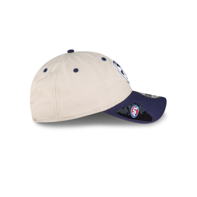 Geelong Cats Stone Authentic 9TWENTY | Geelong Cats Hats | New Era Cap