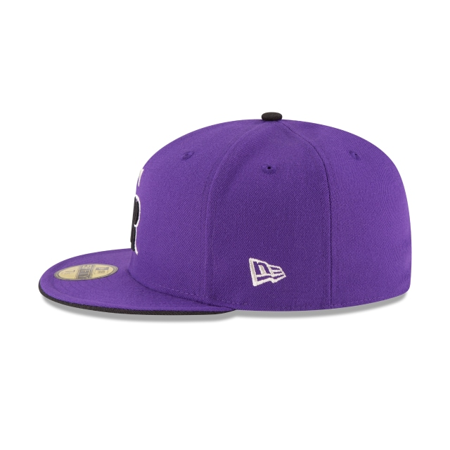 Colorado Rockies Authentic Collection Alternate 2 59FIFTY Fitted | Colorado Rockies Hats | New Era Cap