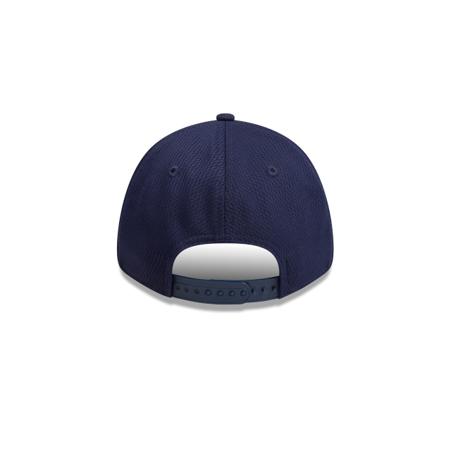Melbourne Demons Navy Mesh 9FORTY Snapback | Melbourne Demons Hats | New Era Cap