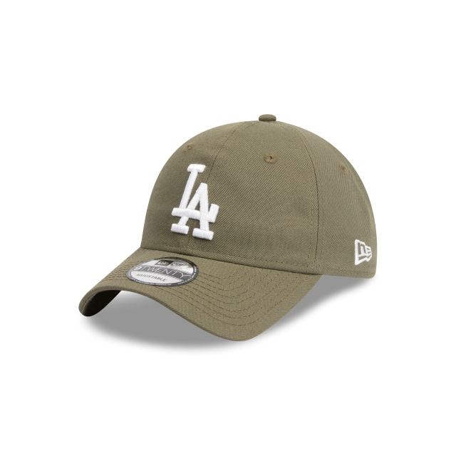Los Angeles Dodgers New Olive 9TWENTY | Los Angeles Dodgers Hats | New Era Cap