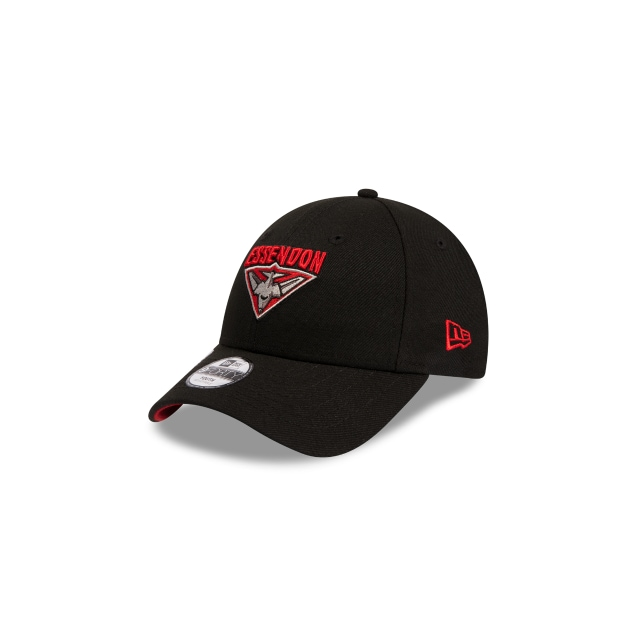 Essendon Bombers Black Youth 9forty | New Era Cap