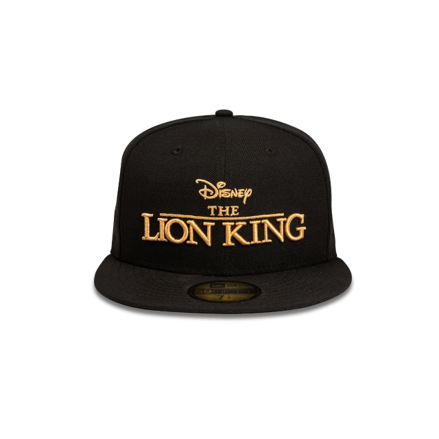 Disney The Lion King Black 59FIFTY Fitted | The Lion King Hats | New Era Cap