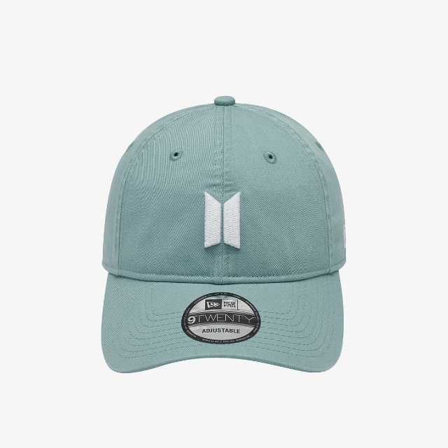 New Era X Bts Beach Blue 9TWENTY | Bts Hats | New Era Cap