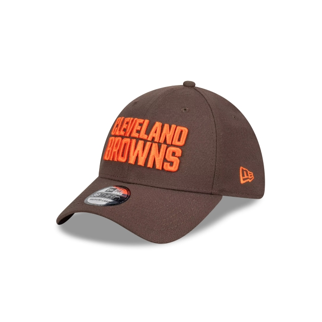 Cleveland Browns Team Colour 39THIRTY | Cleveland Browns Hats | New Era Cap