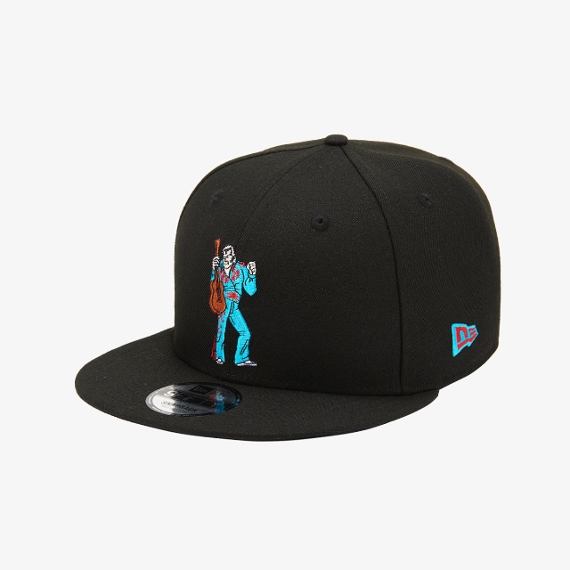 Honky Tonk Man WWE Black 9FIFTY | WWE Legends Hats | New Era Cap