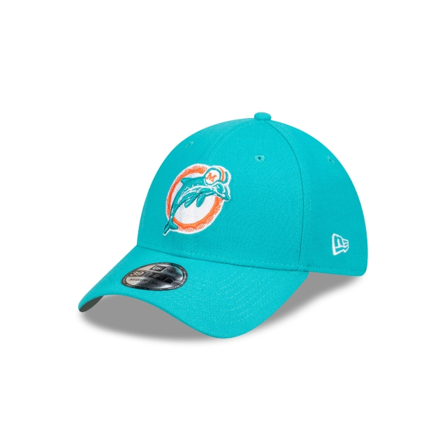Miami Dolphins Team Colour 39thirty | New Era Cap