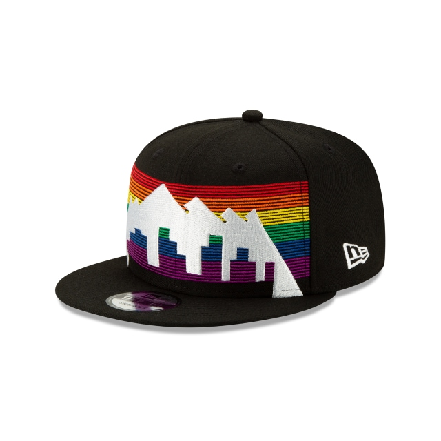 Denver Nuggets NBA Authentics City Series 9FIFTY Snapback | Denver Nuggets Hats | New Era Cap