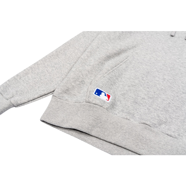 New York Yankees Light Grey MLB 100 Year Hoodie | New York Yankees | New Era Cap