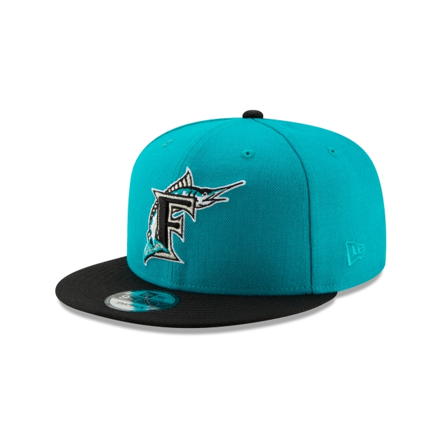 Florida Marlins Crystals From Swarovski World Series Patch 9fifty | Miami Marlins Baseball Caps | New Era Cap