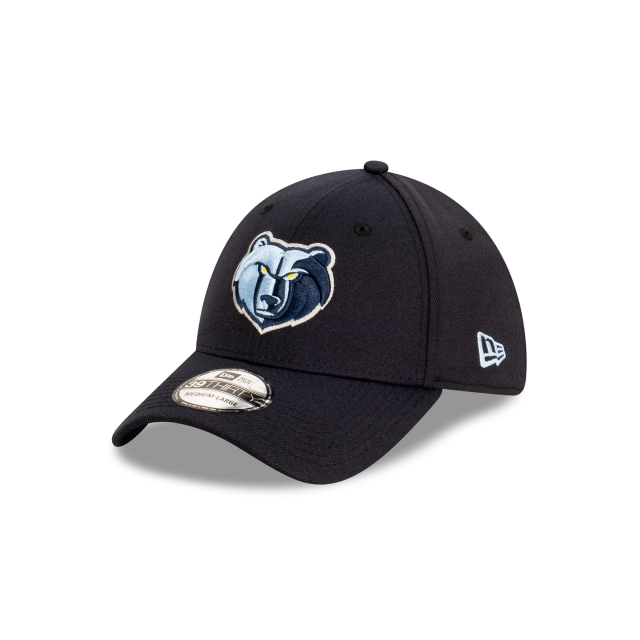 Memphis Grizzlies Official Team Colours 39THIRTY | Memphis Grizzlies Hats | New Era Cap