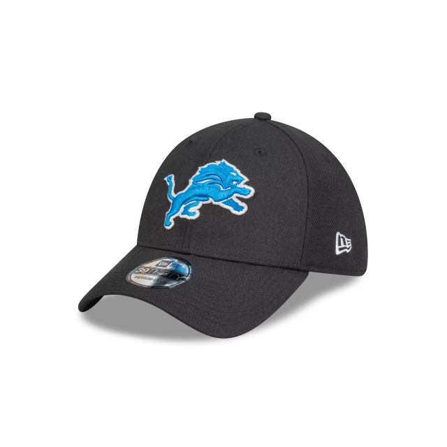 Detroit Lions Team Colour 39THIRTY | Detroit Lions Hats | New Era Cap